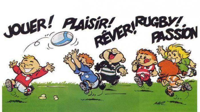 C'est la reprise à l'école de rugby de l'USAP